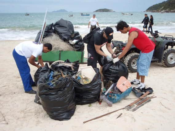 International Cleanup Day: Find an Event Near You and Help Save Our Marine Life