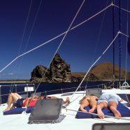 Scuba diving liveaboard