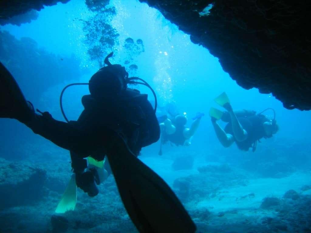 padi-diving